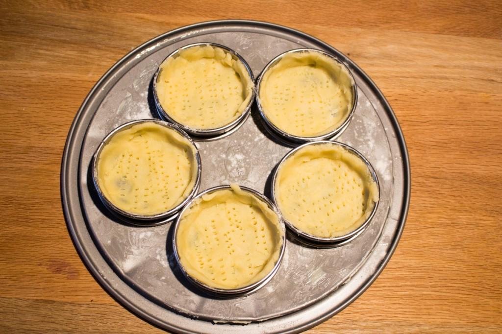 Frau-Hoffmanns-Apfel-Nuss-Tartelettes